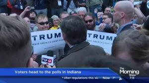 Cruz, Sanders fight to stay in presidential race with Indiana primary win