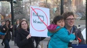 Alberta politicians rally to support women in wake of Sandra Jansen's bullying allegations