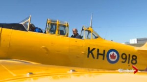 A preview of the 65th anniversary edition of the Canadian International Air Show