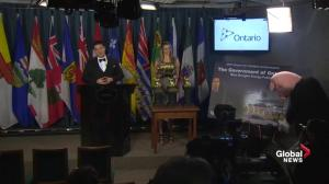Wynne government given Canadian Taxpayers Federation 'lifetime achievement award' for waste