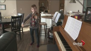 Ten-year-old Albertan playing at New York's famed Carnegie Hall