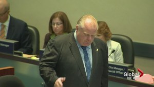 Does bad publicity hurt Rob Ford?