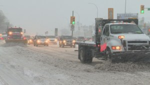 Winnipeggers worry about ruts after big snowfall, cold temperatures on the way