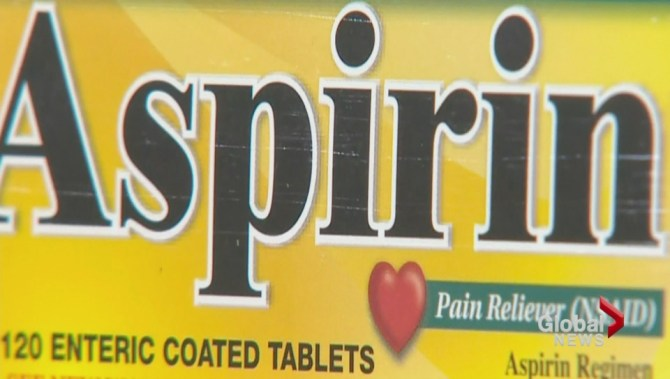Stop aspirin five days before surgery