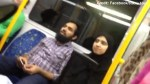 Australian woman's defence of woman wearing hijab on train goes viral