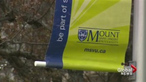 MSVU drops clause banning some residence students from discussing suicidal thoughts
