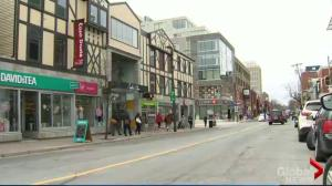 Halifax's Downtown Facelift