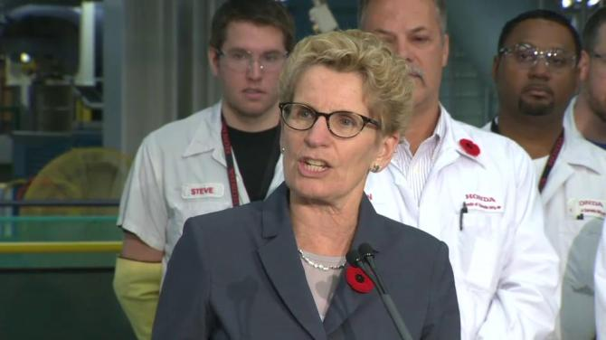 pc leader jim wilson is pleased honda will be expanding its alliston