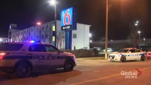 Man shot to death at motel in Brampton