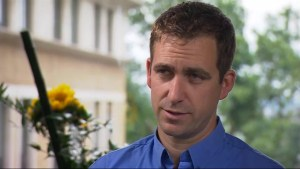 Slain British MP's husband says Jo Cox died due to her political views