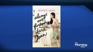 Author Jenny Han on Lara Jean's last adventure