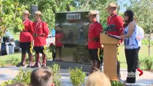 Sask. families, MADD Canada want impaired driving monument in public park