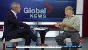 Explorer Hap Wilson talks about his journey across Canada