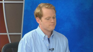 WDBJ anchor Chris Hurst remembers his girlfriend and colleague  Alison Parker and cameraman Adam Ward