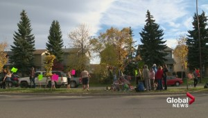 Public protest held in honour of Nick Paswisty