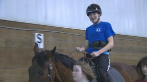 Riding programs looks beyond the disability to see the child