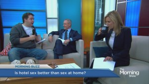 Morning Show segment goes hilariously off the rails