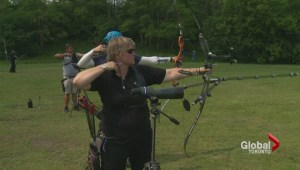 Toronto archer claims she was passed over for Pan Am Games due to age