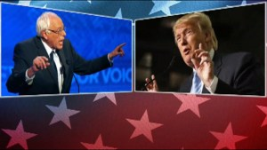 Donald Trump says no to debate with Bernie Sanders again