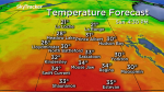 Saskatoon weather outlook: blistering 30 degree heat will be back!