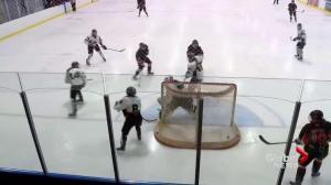 Prince Albert Northern Bears claim SFMHL AAA championship