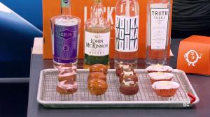 Booze and doughnuts? Featured treats at annual Vancouver event