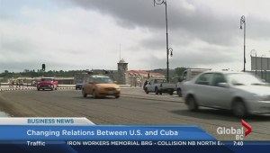 BIV: Changing relations between U.S. and Cuba