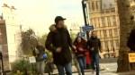 Londoners sent running after 'terror incident' near U.K. Parliament
