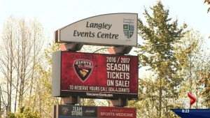 Vancouver Giants settle into new Langley home