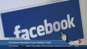 BIV: Facebook benefits from mobile visits