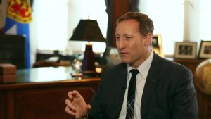Peter Mackay on life sentences, C-51 and the niqab debate