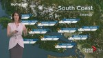 BC Evening Weather Forecast: Mar 3