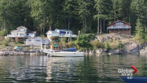 Small Town BC: Gambier Island