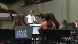 Sistema New Brunswick kids set to play with National Arts Centre Orchestra