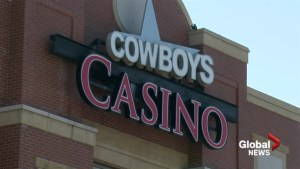 Man allegedly caught taking photos up women's skirts arrested at Cowboys Casino