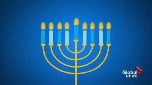 Celebrating Hanukkah 2016