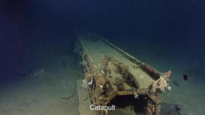 Wreck discovered off Philippines believed to be WWII Japanese battleship