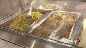 Union Gospel Mission serves up Thanksgiving meal