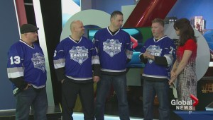 Patrick Sutherland, Dan Finot, Greg Gerritsen and Joe Calvitti