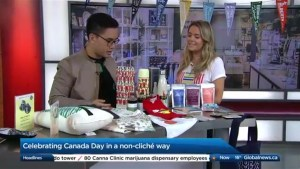 Celebrate Canada 150 in style