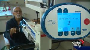 Movement helps ICU patients heal faster
