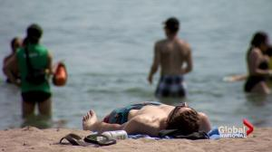 Record heat hits Central Canada, warnings issued