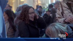 WestJet releases 2016 Christmas Miracle video
