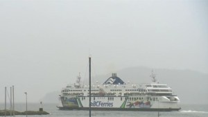 BC Ferries cancels service