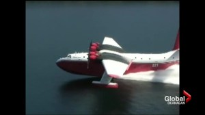 Petition supports Martin Mars waterbomber