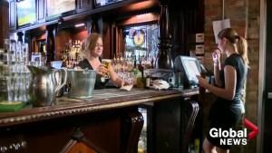 Minimum wage increasing for employees that serve liquor