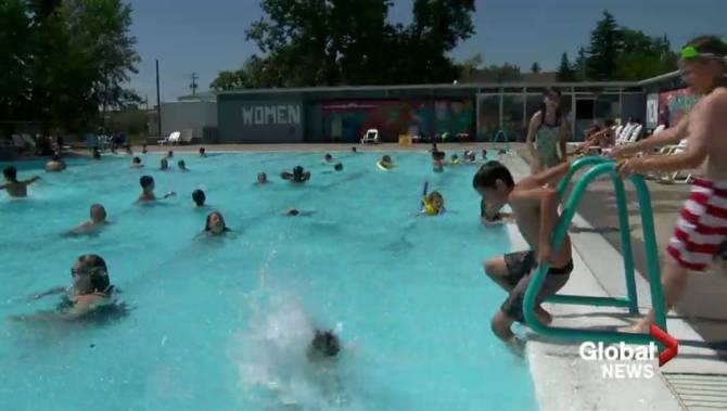 Calgary Outdoor Pools Come Back From Brink Of Extinction Calgary
