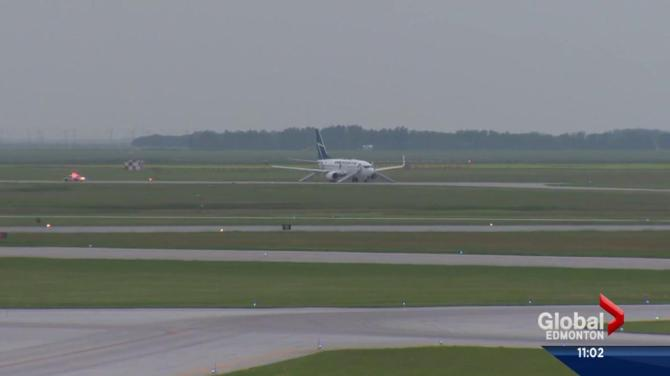 threats for westjet The alleged threat prompted a lockdown of students at the  calgary – the  president and ceo of westjet says the threat of a strike by its.
