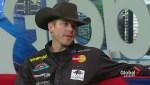 Professional Bull Riders Canada Tour in Calgary