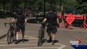 Policing & pedaling: A day in the life of an Edmonton bike cop
